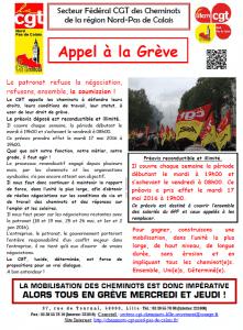 appel a la greve bis