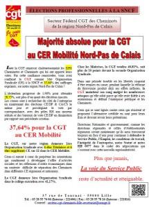 election CER mobilité
