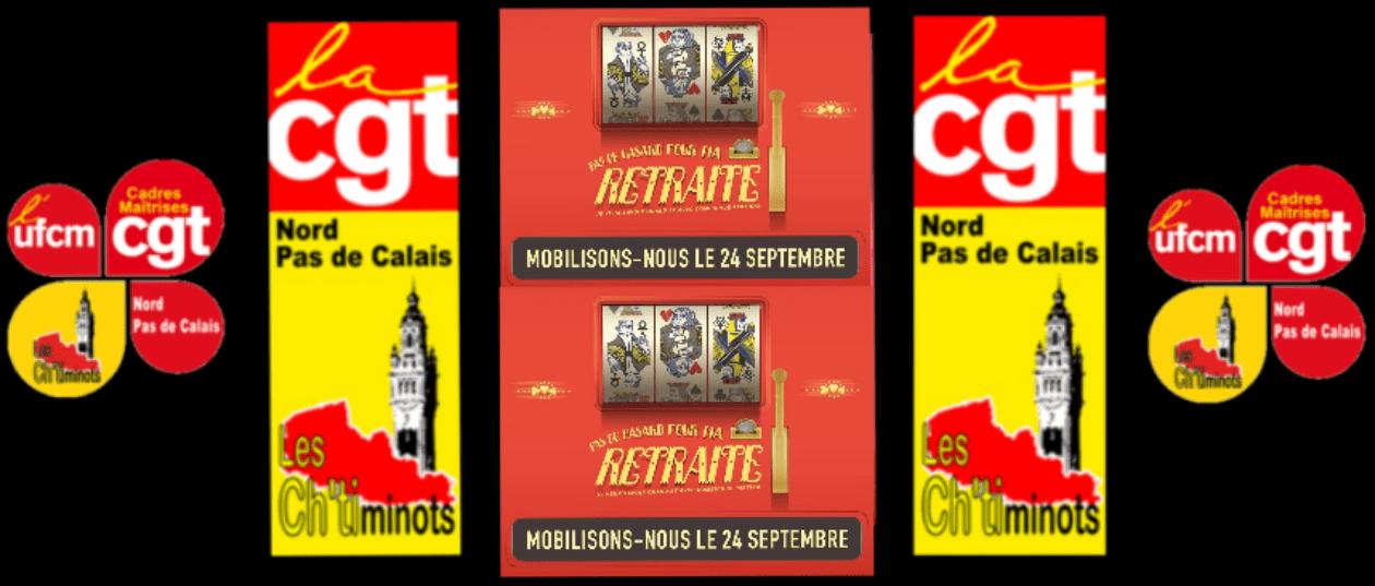 Cheminots CGT Nord pas de Calais